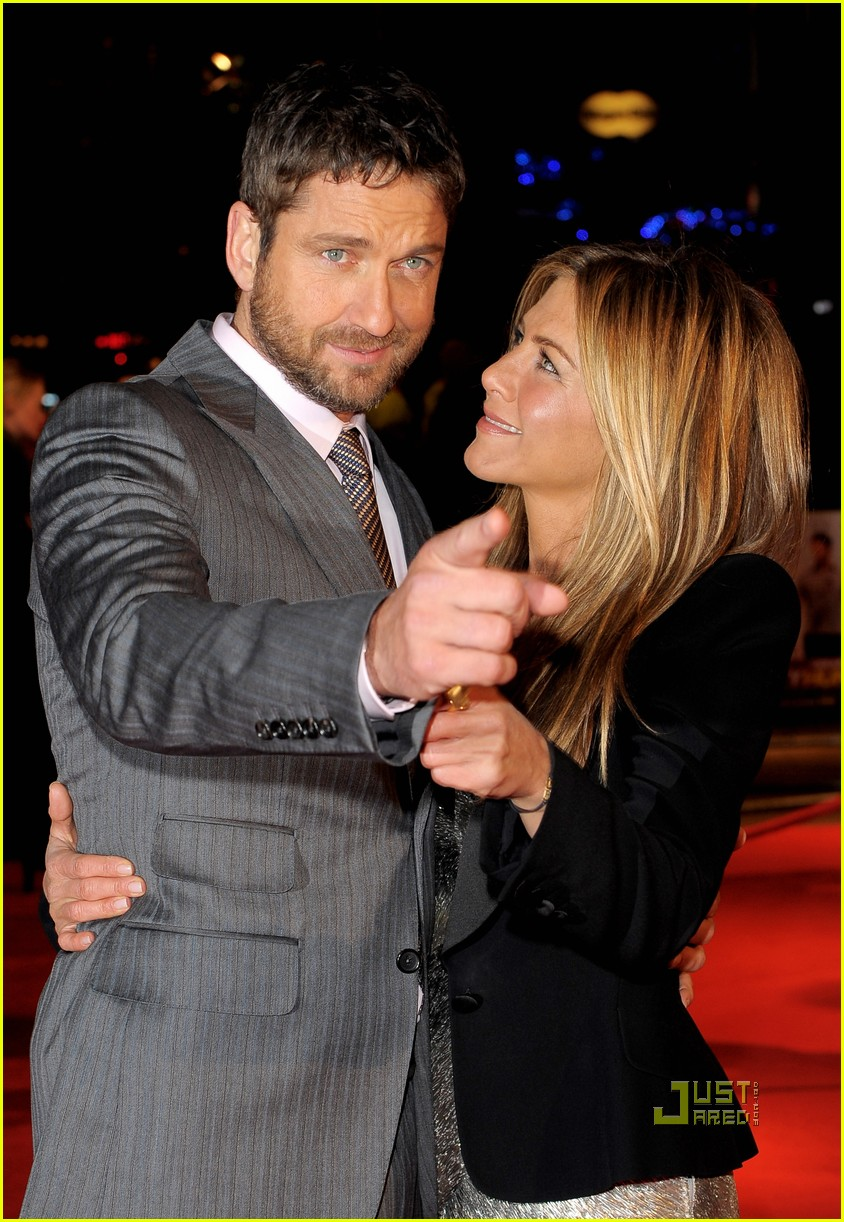 jennifer aniston bounty hunter uk premiere 19