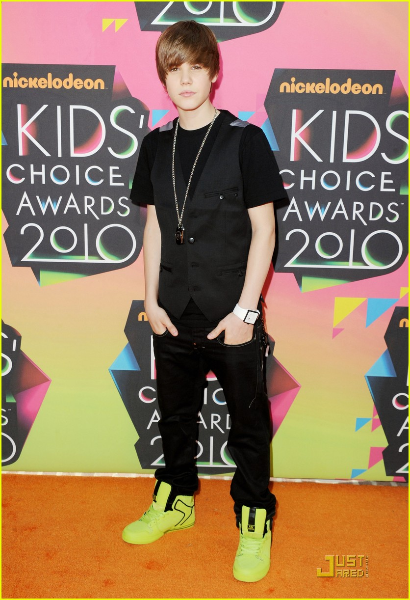 justin bieber 2010 kids choice 04