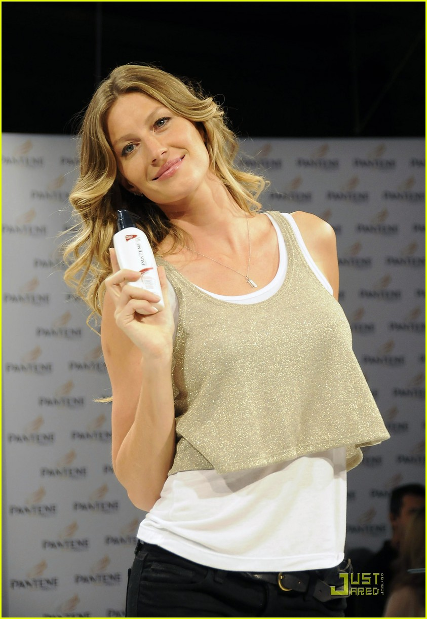 gisele bundchen pantene power 06