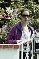 anne hathaway private yoga class 04
