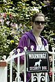 anne hathaway private yoga class 08