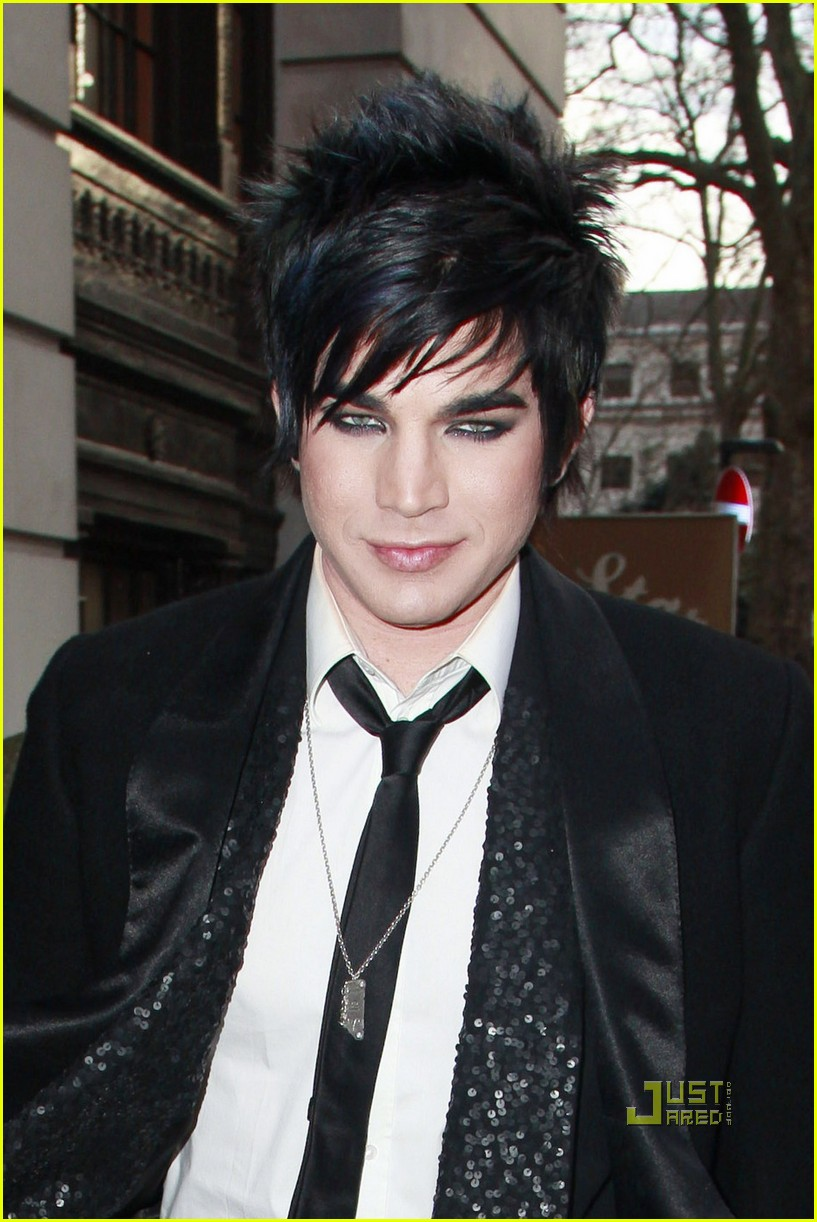 adam lambert bowling alley london 02