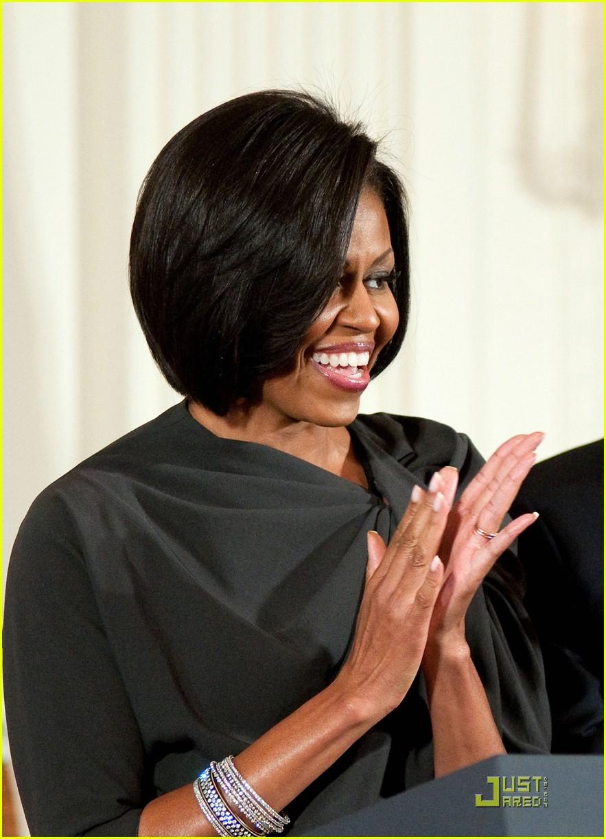 michelle obama celebrates international womens day 01