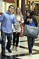 britney spears shops at glendale galleria 14