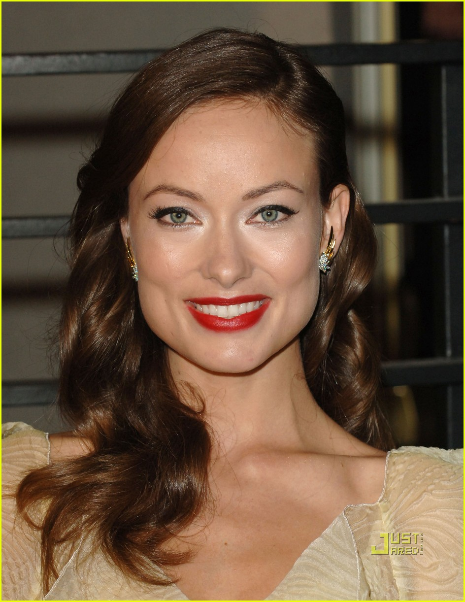 olivia wilde vanity fair post oscar party 2010 022433446