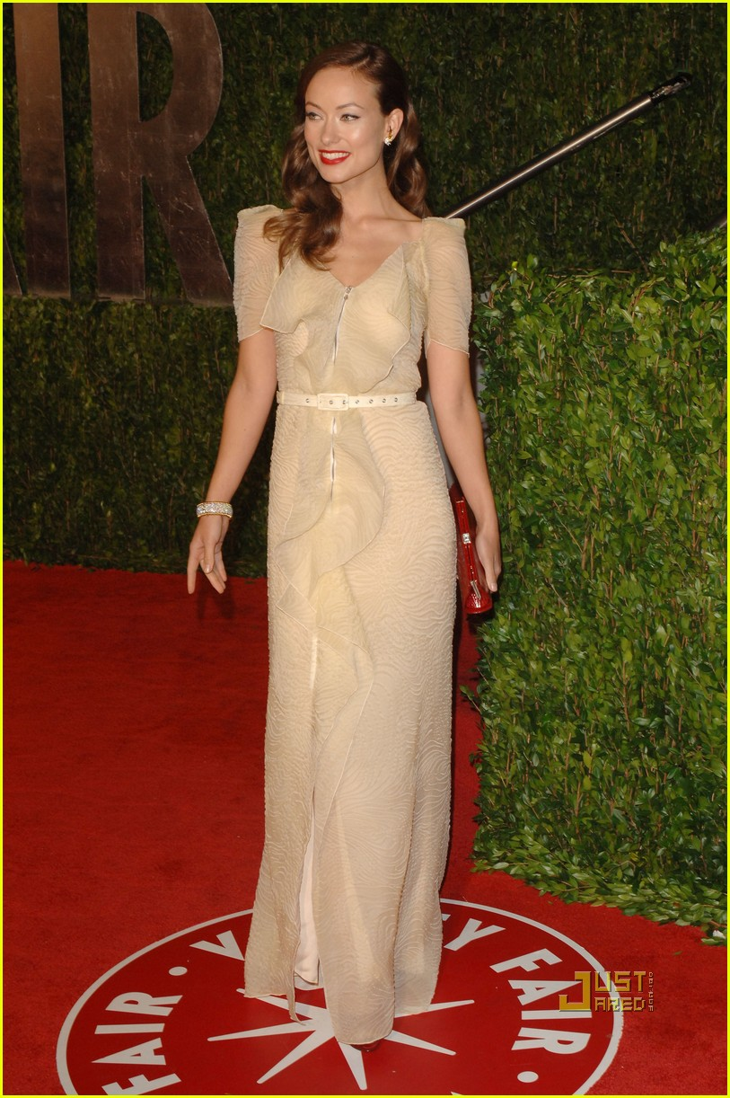 olivia wilde vanity fair post oscar party 2010 05