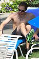 kate bosworth alexander skarsgard poolside pda 13