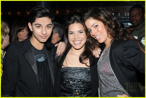 america ferrera birthday party 032445524