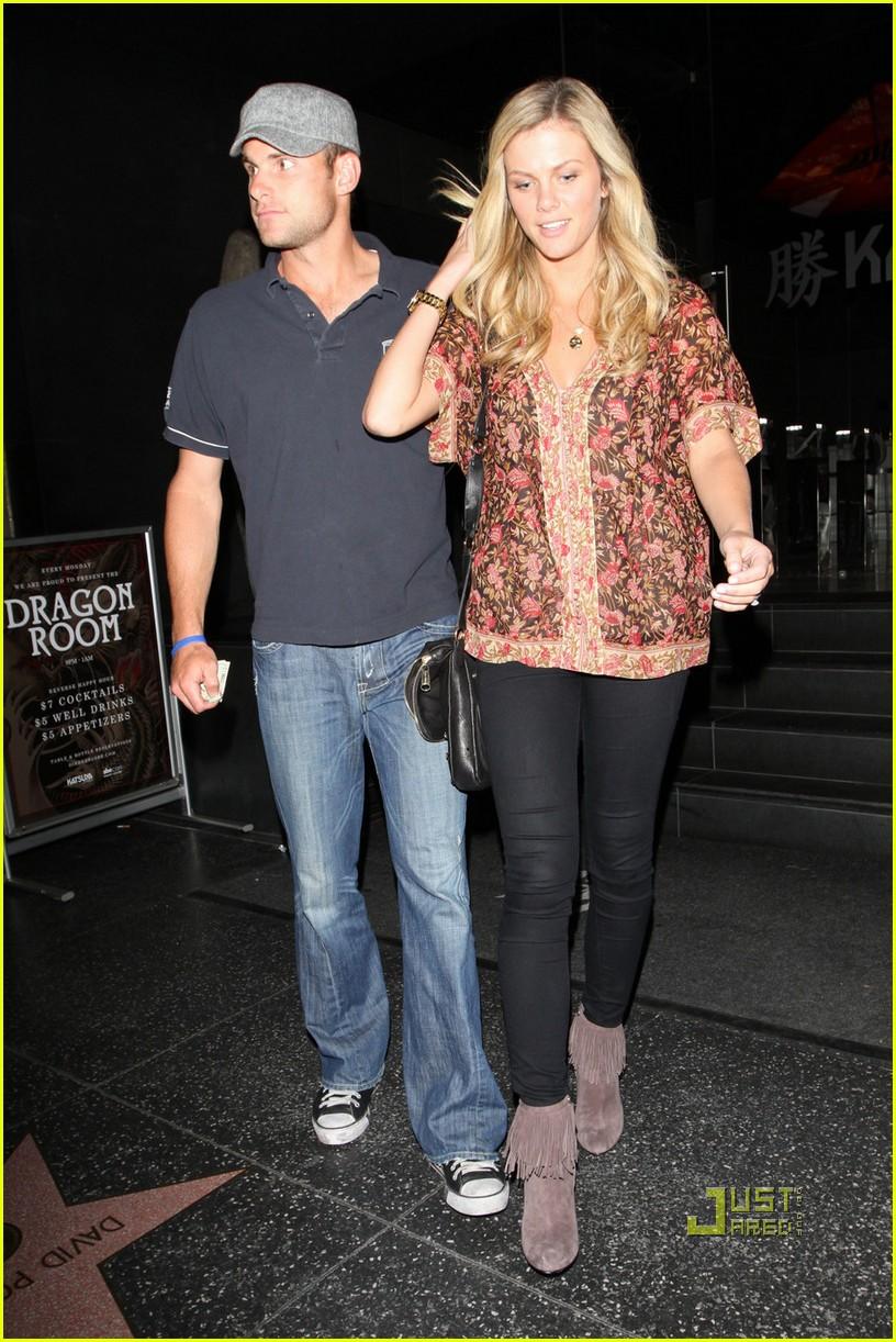 Brooklyn Decker and husband