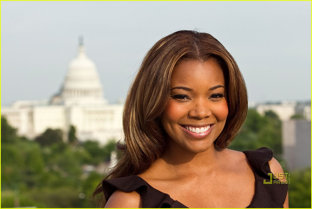 gabrielle union make a clean difference bounty 07
