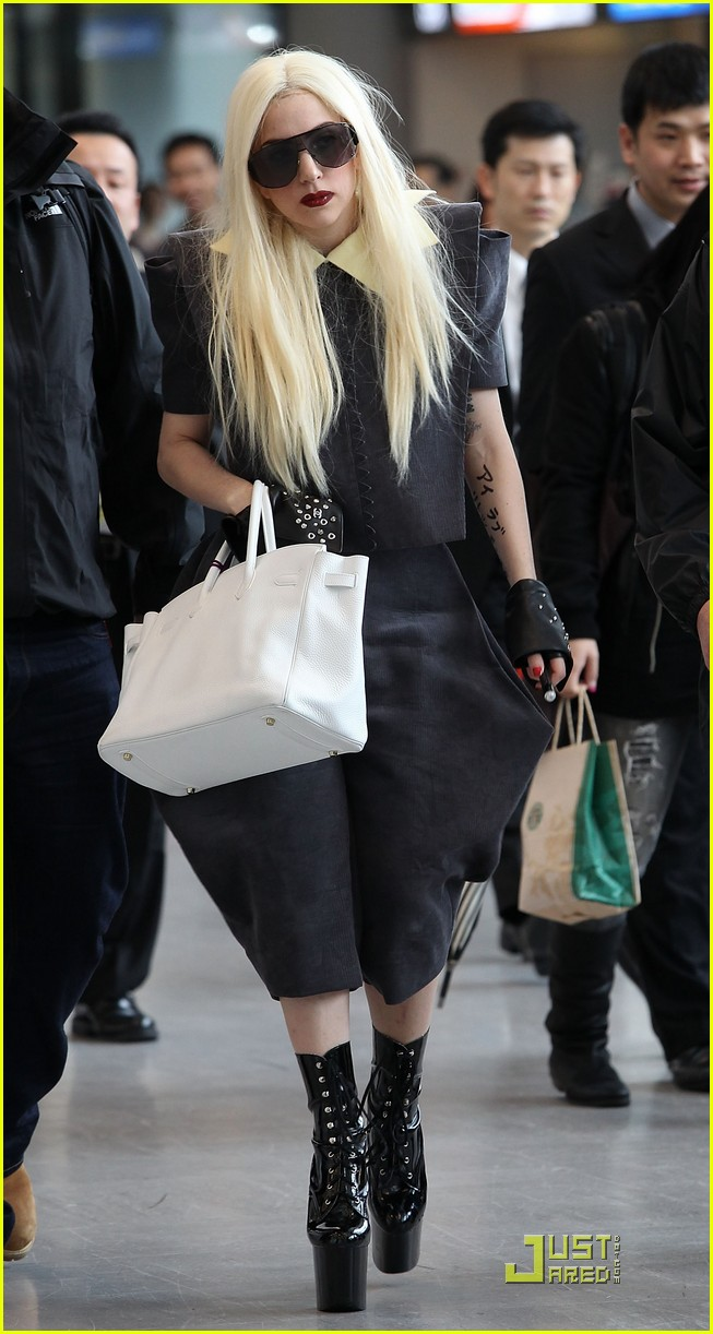 lady gaga is new to narita 20