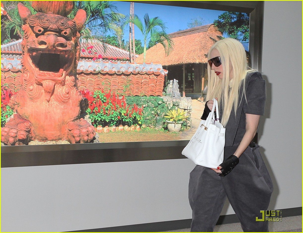 lady gaga is new to narita 21