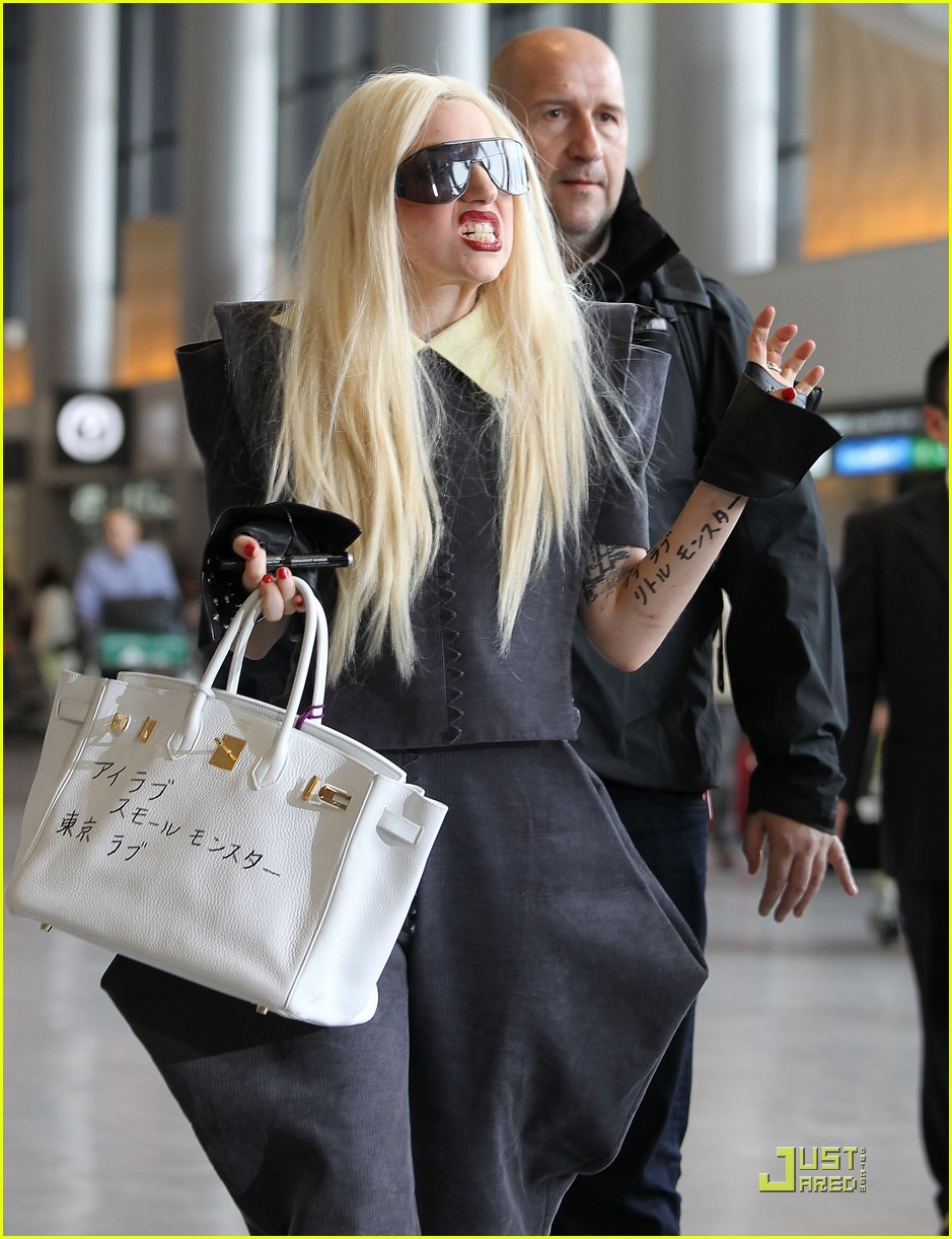 lady gaga is new to narita 33