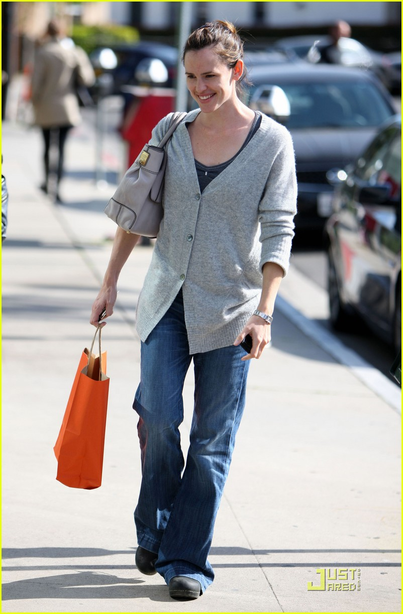 jennifer garner shopping girls 11