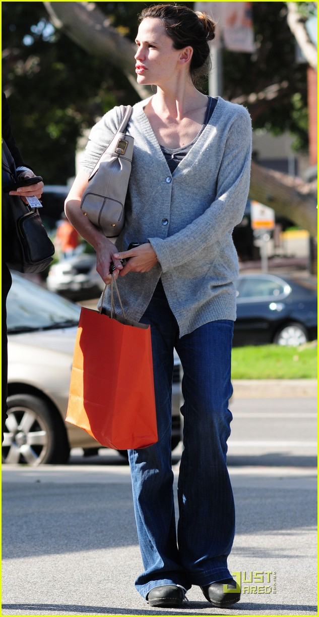 jennifer garner shopping girls 14