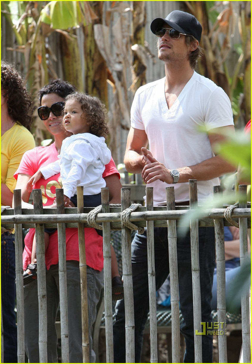 halle berry gabriel aubry zoo nahla aubry 10
