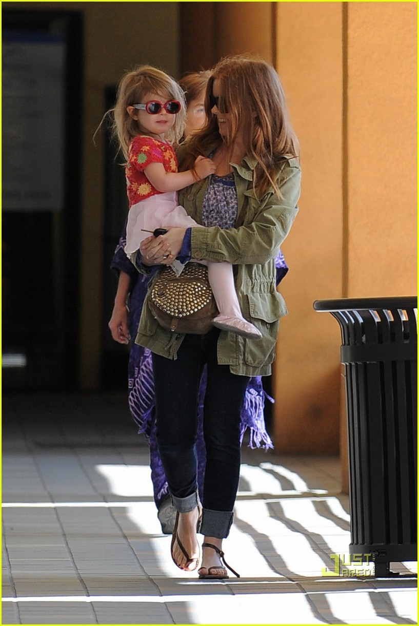 olive cohen isla fisher ballet 22
