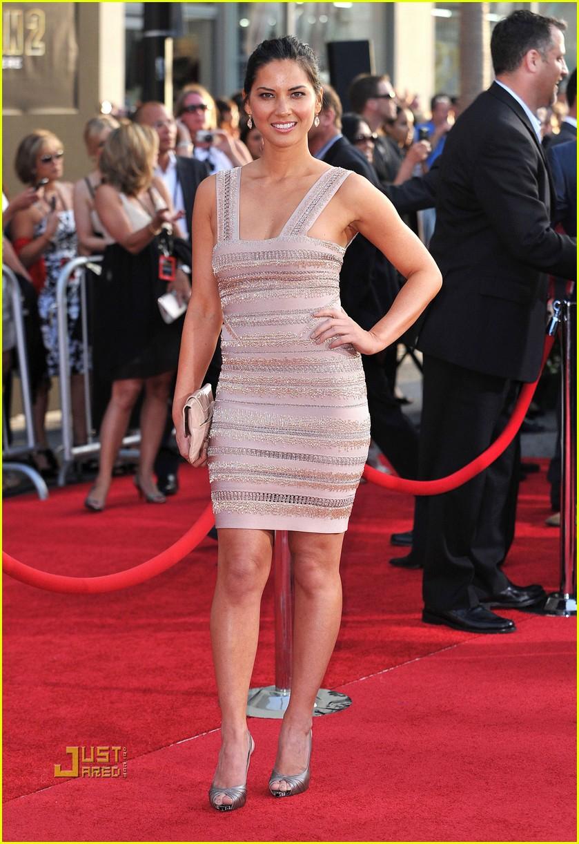 Olivia Munn iron man 2
