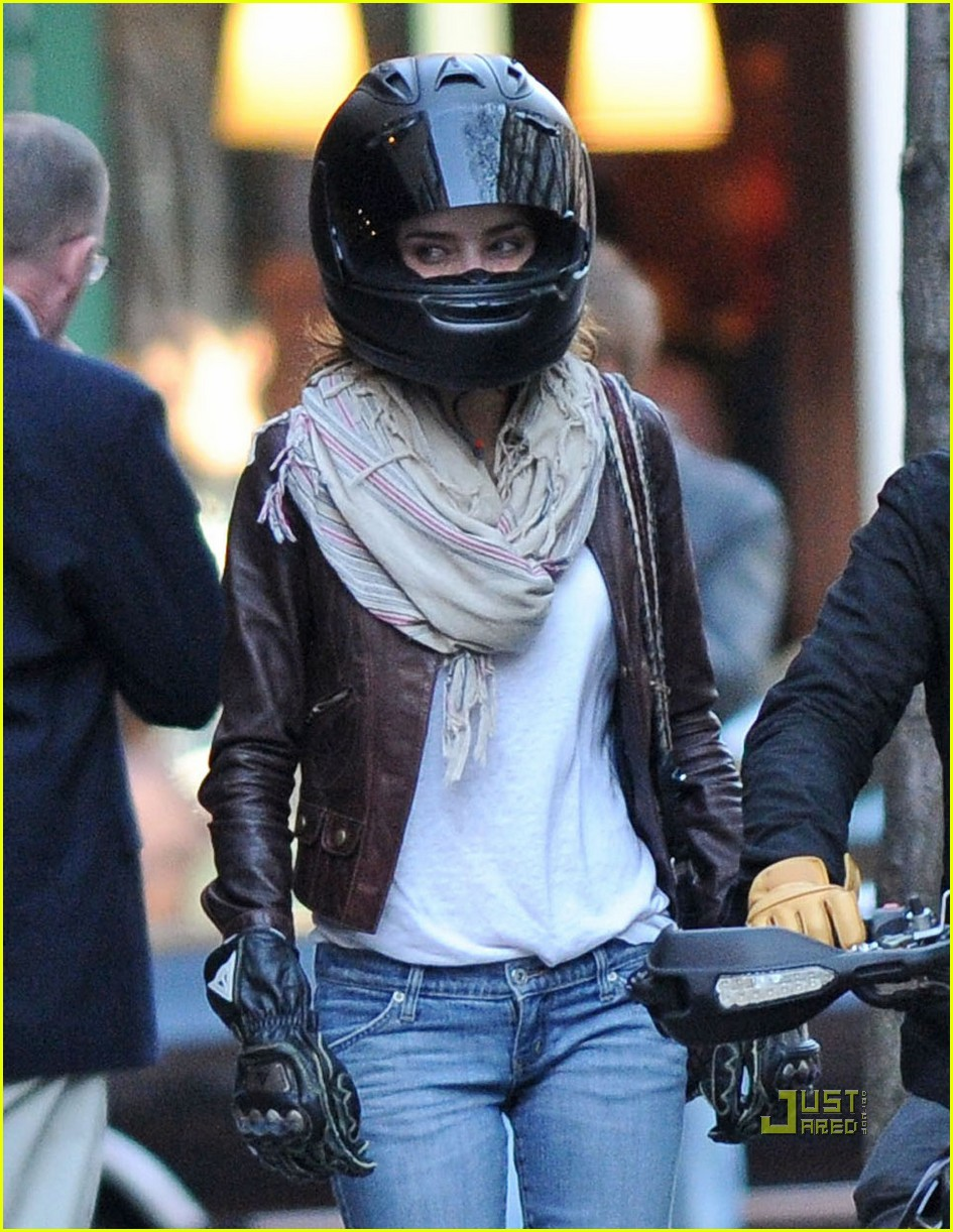 orlando bloom miranda kerr motorcycle 012439945