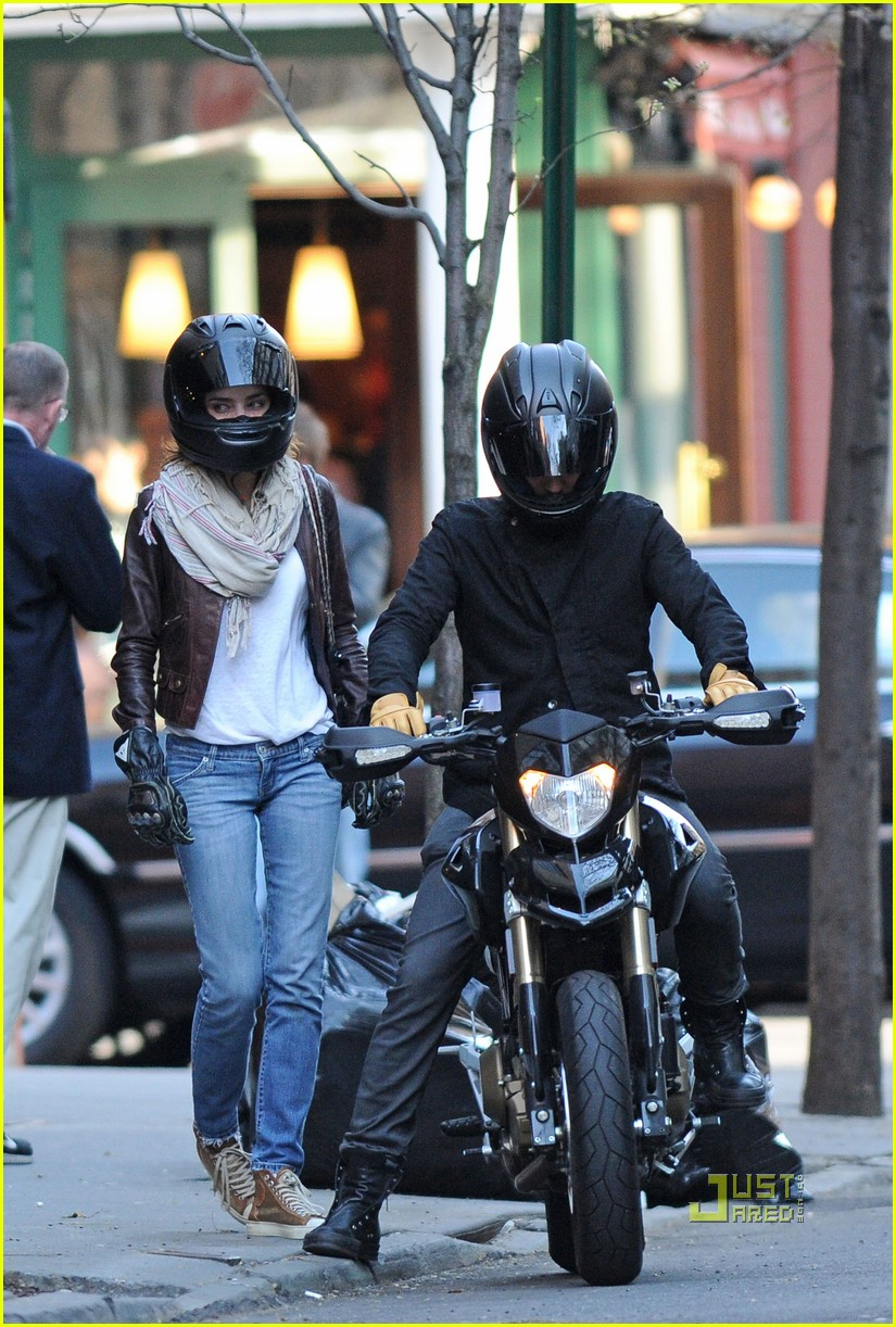 orlando bloom miranda kerr motorcycle 05