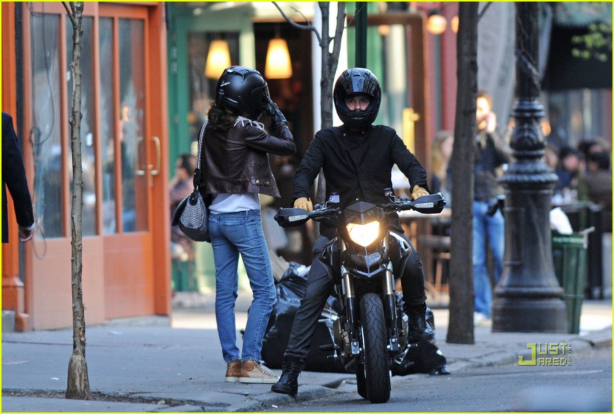 orlando bloom miranda kerr motorcycle 072439951