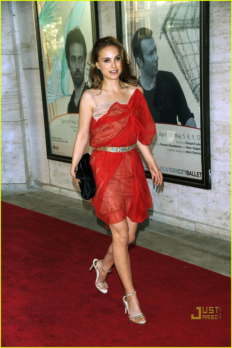 natalie portman new york city ballet beautiful 07