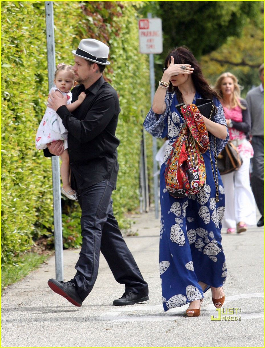 nicole richie easter sunday mass 28