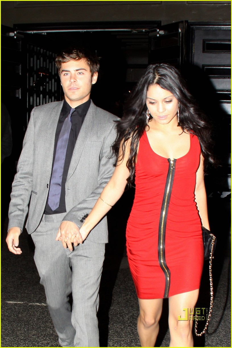 is Vanessa Hudgens And Zac Efron Engaged 2010 Zac Efron Vanessa Hudgens la