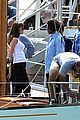angelina jolie johnny depp water taxi 06