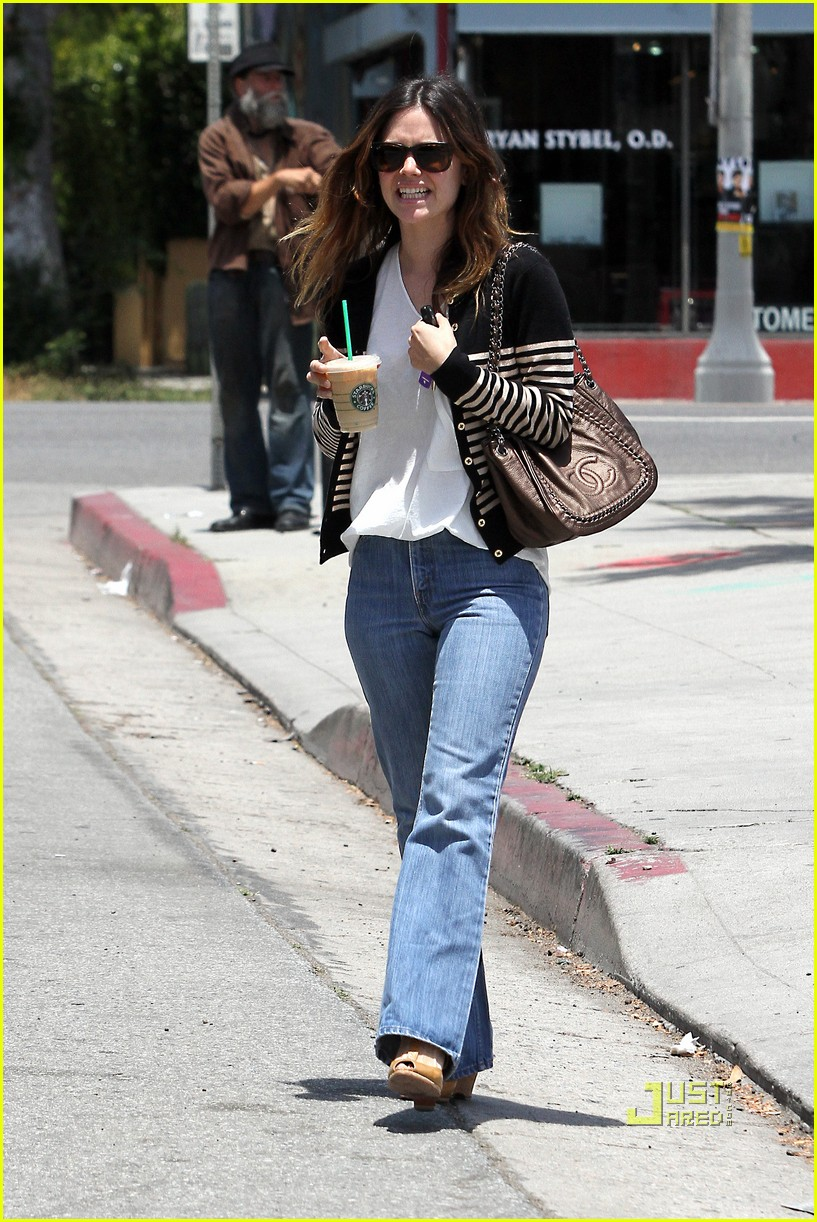 rachel bilson parking ticket 022454079