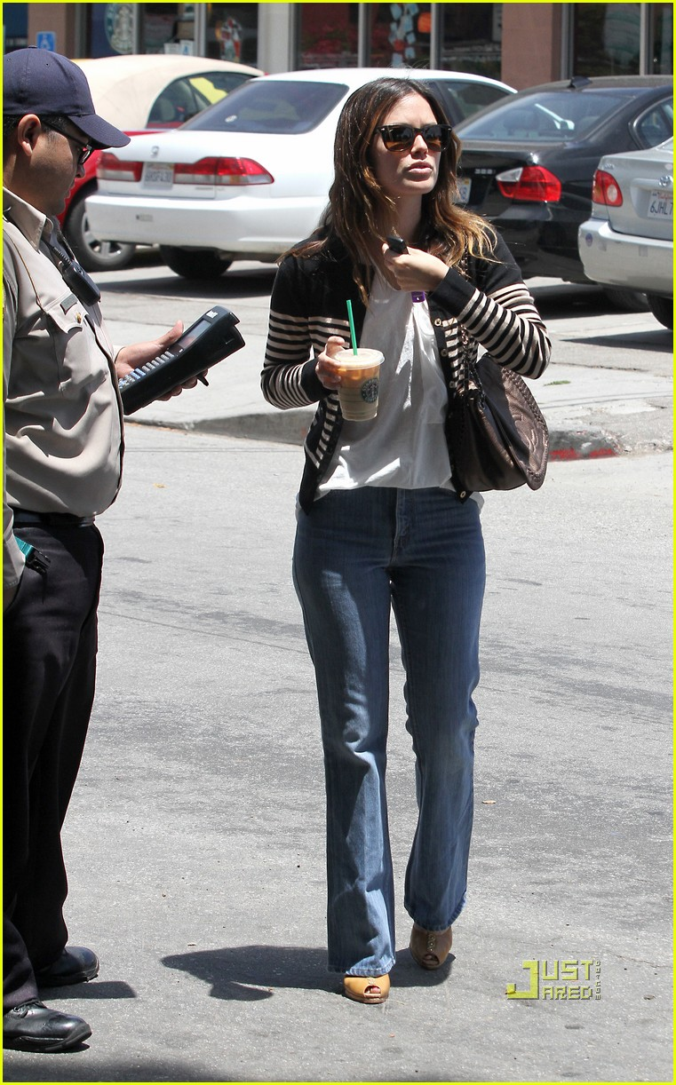 rachel bilson parking ticket 13