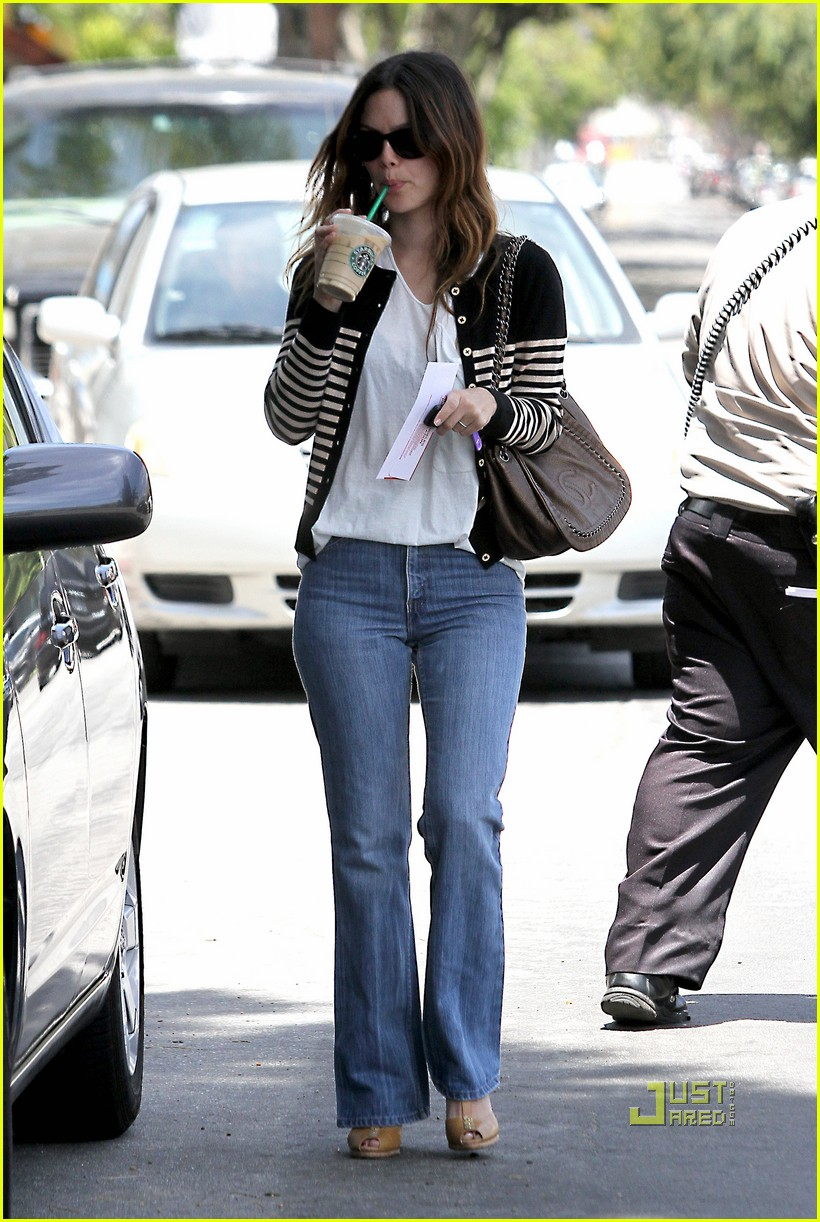 rachel bilson parking ticket 192454096