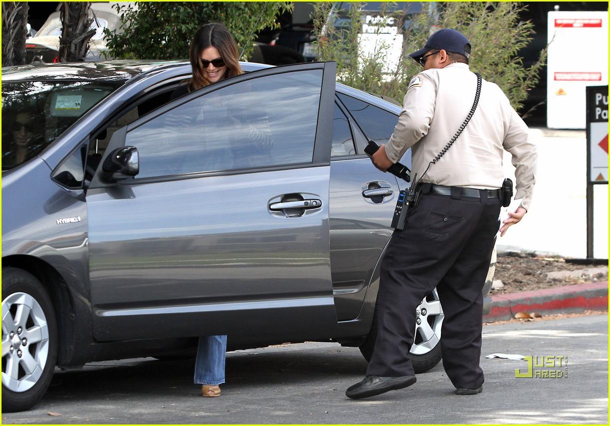 rachel bilson parking ticket 20
