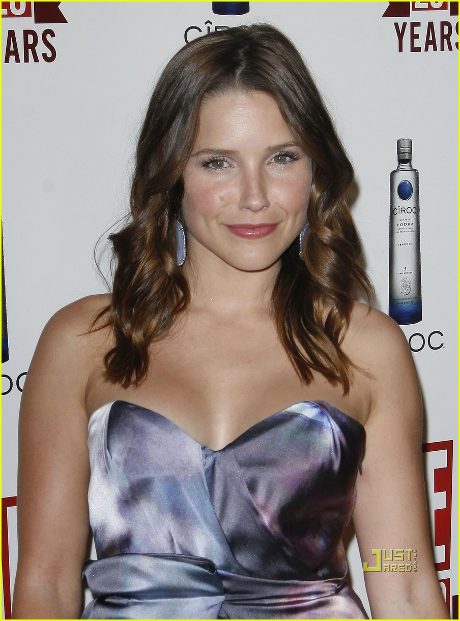 sophia bush austin nichols red carpet 12