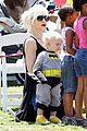 gwen stefani kingston zuma rossdale superhero party costumes 16