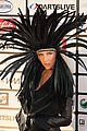kesha feathered headpiece 03