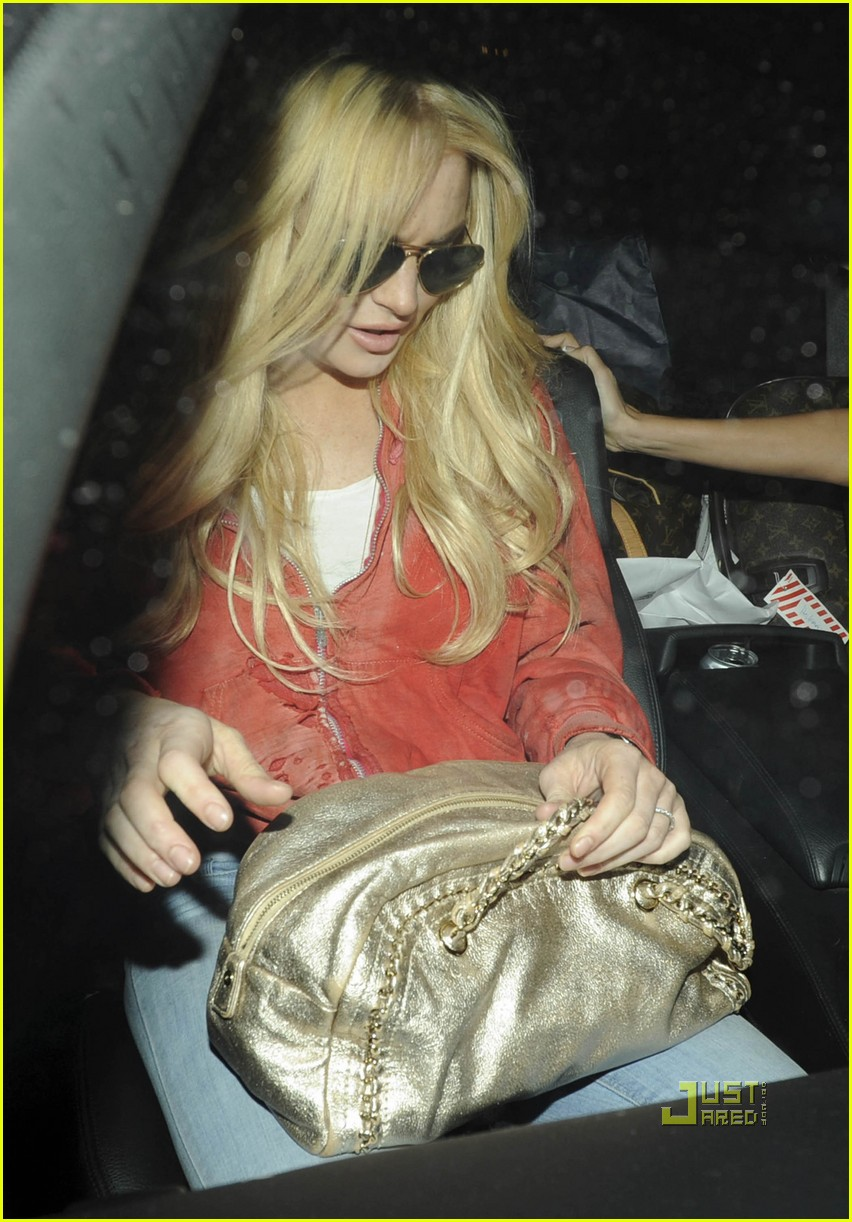 lindsay lohan blonde 20