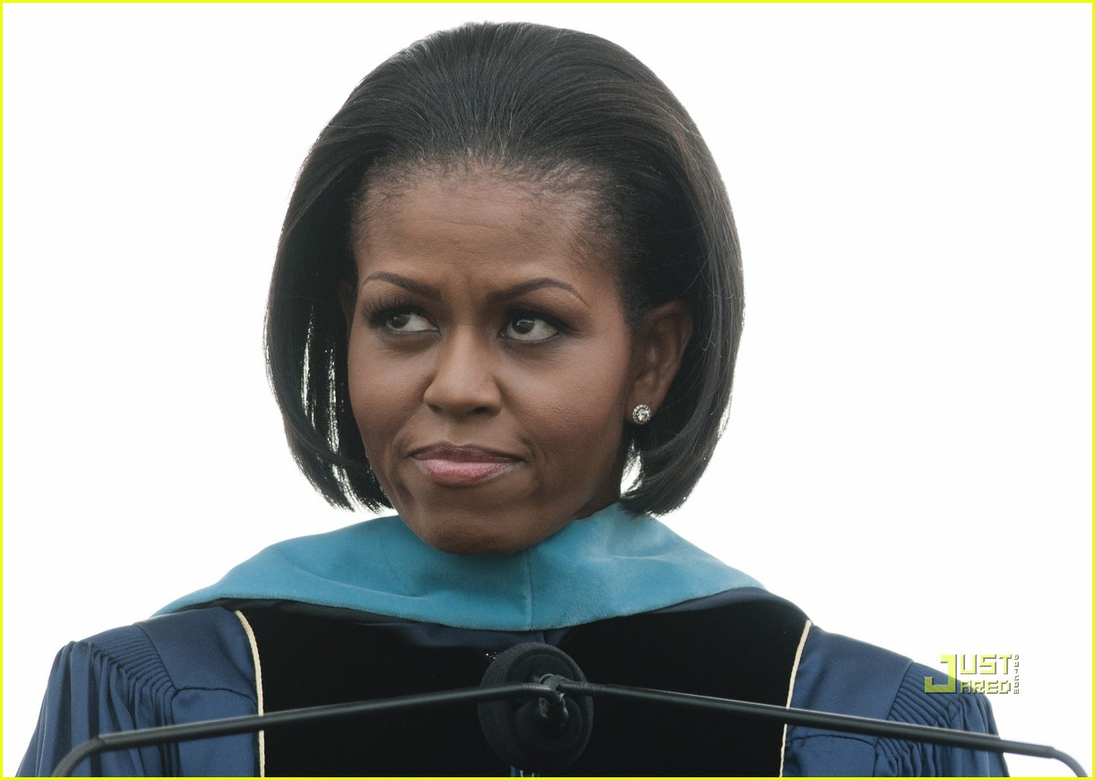 michelle obama thesis full text
