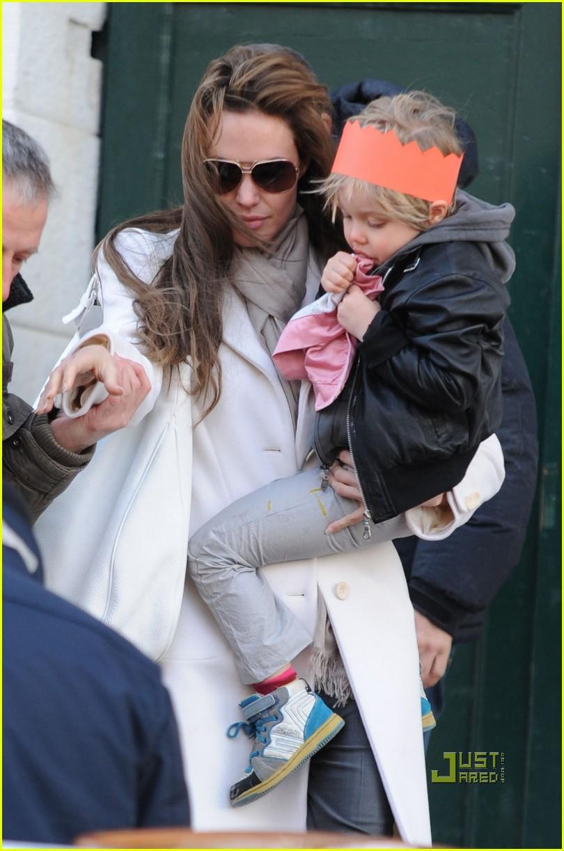 Shiloh Jolie-Pitt Turns 4 Today -- Happy Birthday!