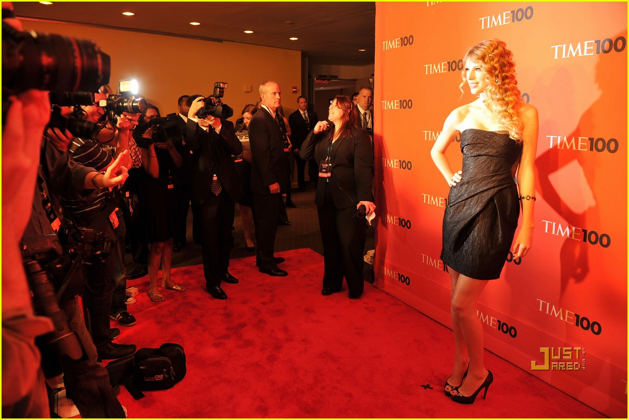 taylor swift time 100 gala 02