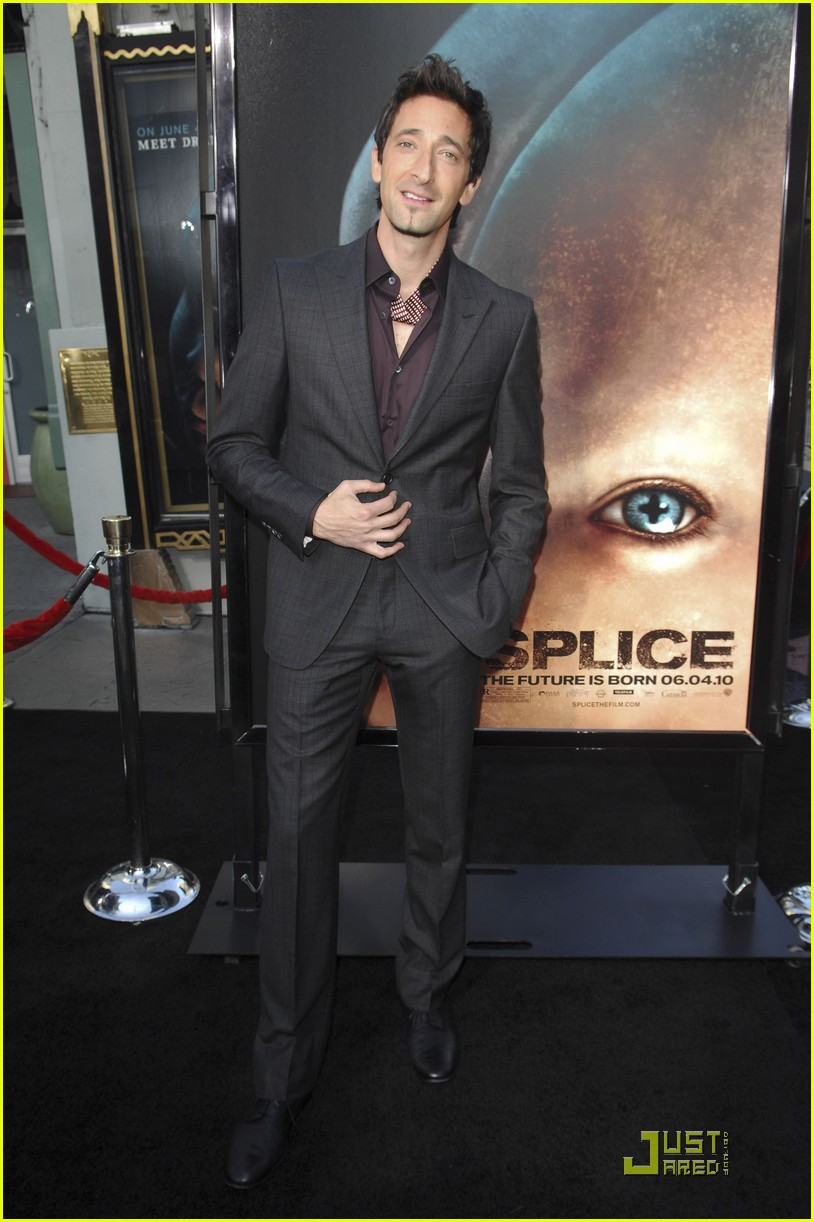 adrien brody splice is nice 22