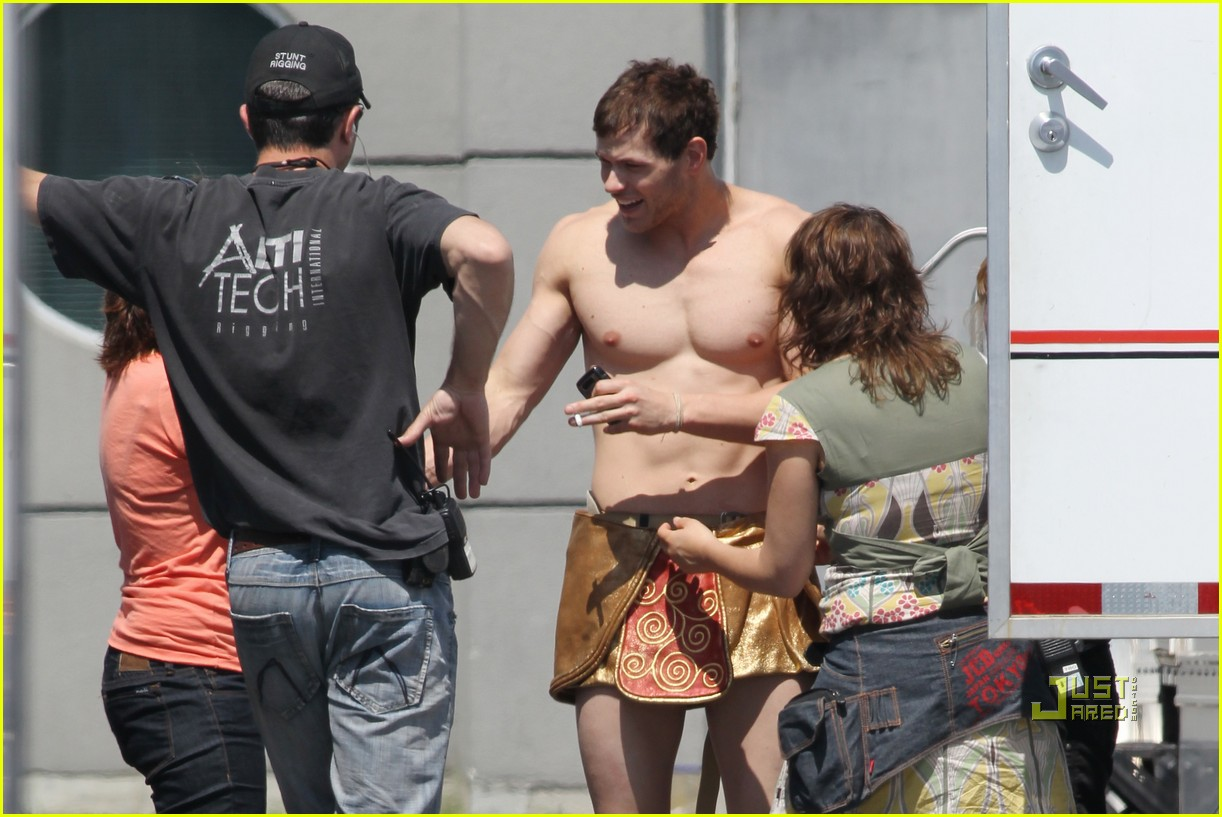 kellan lutz loincloth shirtless 072459123