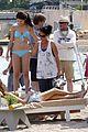leighton meester bikini selena gomez 12