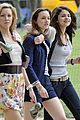 leighton meester selena gome paris 16