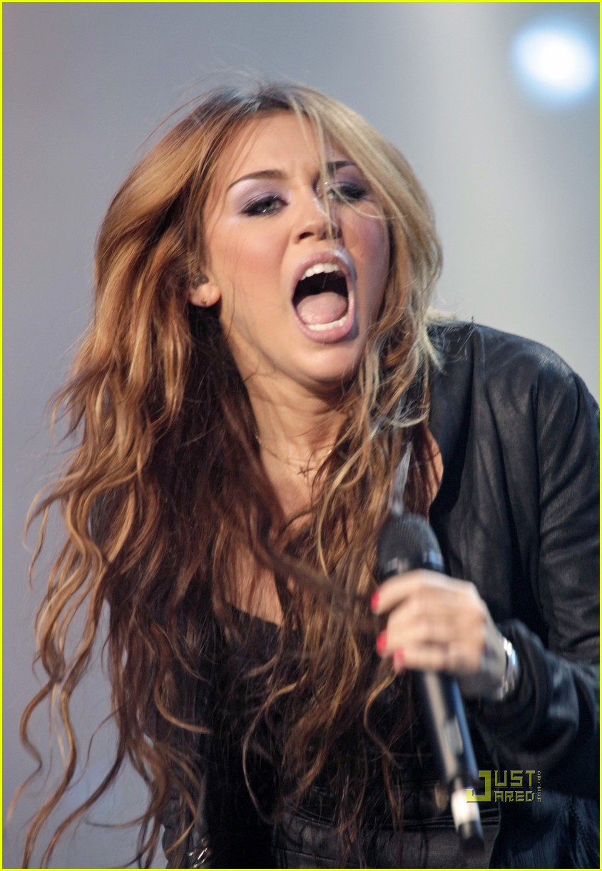 Miley Cyrus Bodysuit