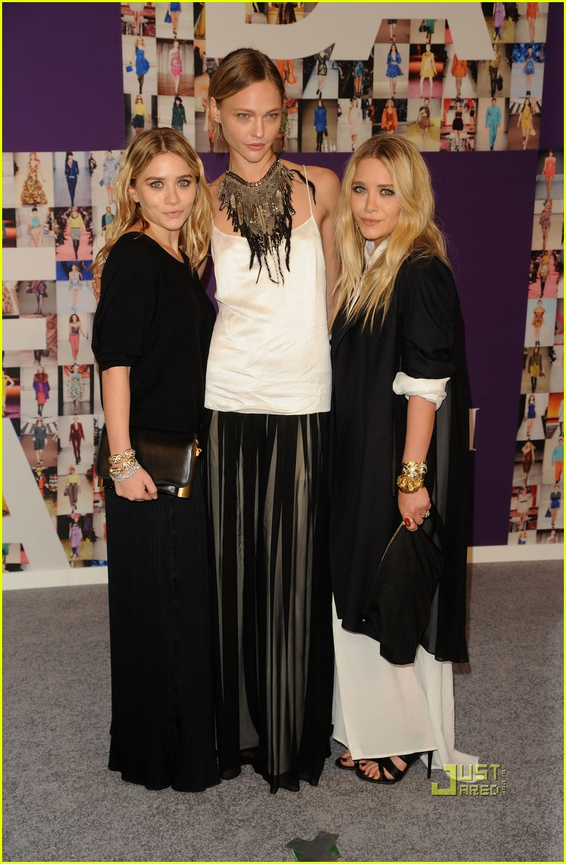 olsen twins cfda awards 03