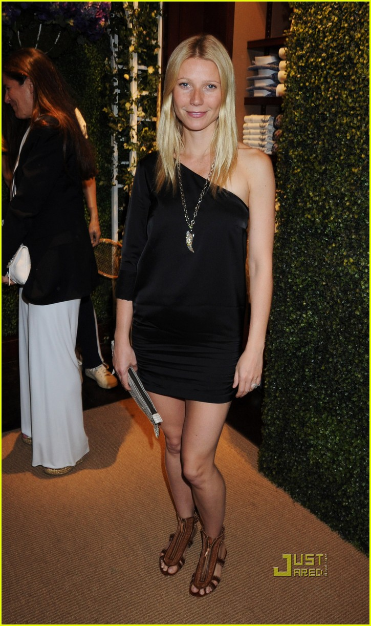gwyneth paltrow ralph lauren wimbledown party 02