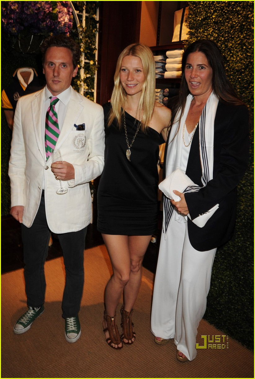 gwyneth paltrow ralph lauren wimbledown party 05