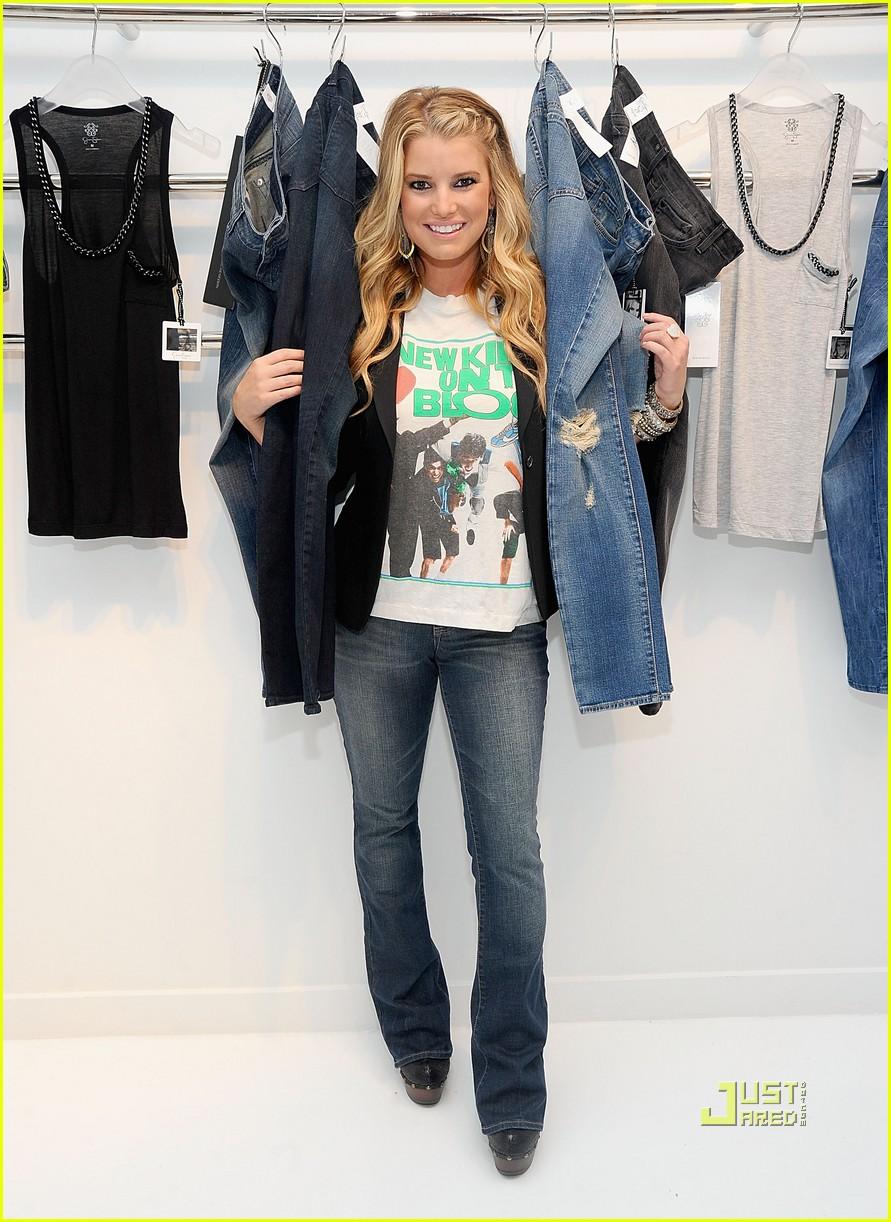 jessica simpson jeanswear 07