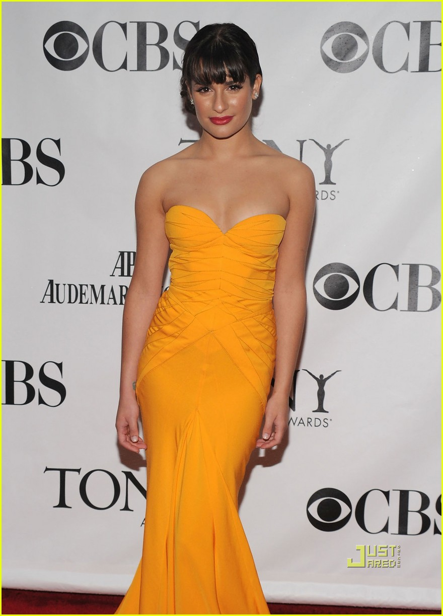 lea michele tony awards jonathan groff 03